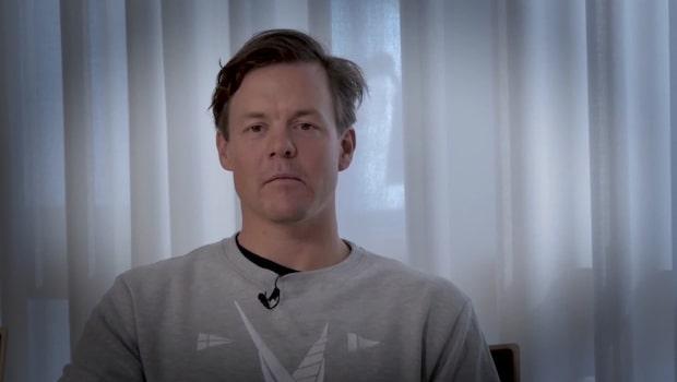 Mattias Hargin i ny serie inför OS