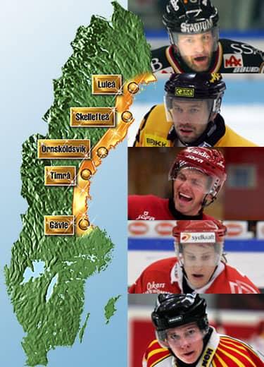 Norrland har blivit sveriges guldkust