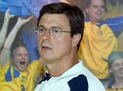 Göran Aral pekas ut som ny manager i Djurgården. Foto: Bildbyrån