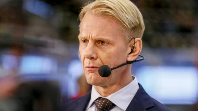 Niklas Wikegård. Foto: Ola Westerberg / BILDBYRÅN