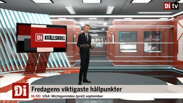 Kvällskoll - 13 september 2018