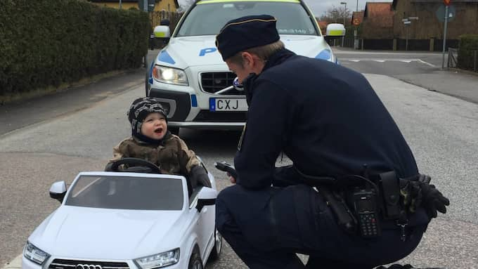 Foto: Polisen Kävlinge, Burlöv, Lomma och Staffanstorp