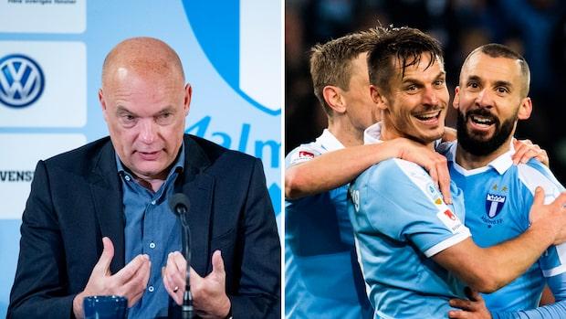 Därför lämnar tränaren Uwe Rösler Malmö FF