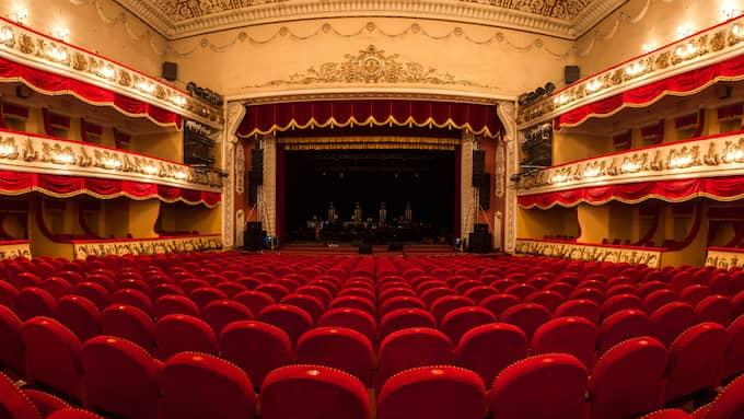 Teater-och filmvärlden skakas av #tystnadtagning-uppropet. Foto: Shutterstock.