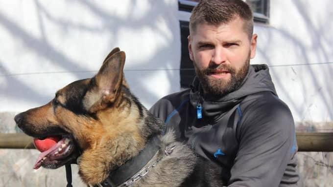 Polisen Pierre Nilsson blev 37 år gammal. Foto: PRIVAT
