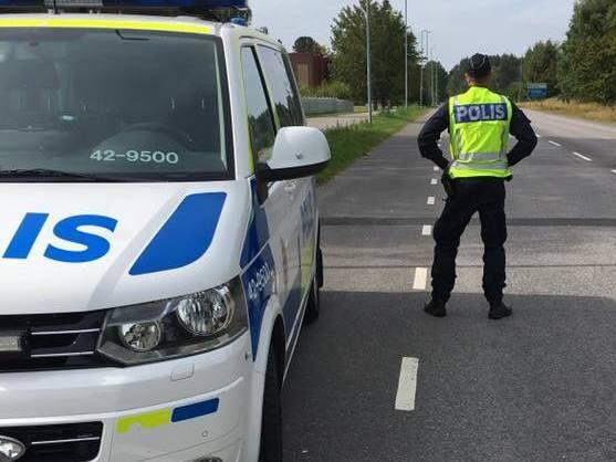 Norrköpingspolisen beslagtog bilen de redan trodde att de hade. Bilden har ingenting med händelsen att göra.