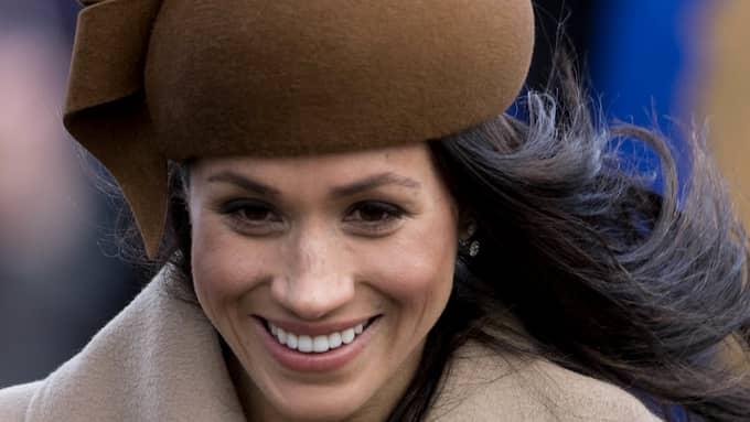 Meghan Markle ska gifta sig med prins Harry 2018. Foto: KGC-178STARMAXINC.COM / ZUMAPRESS.COM/IBL ZUMA PRESS