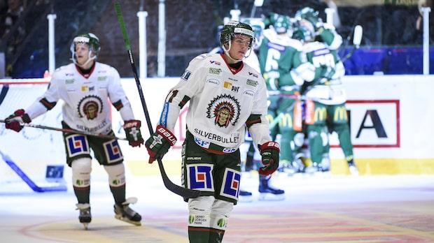 Färjestad-Frölunda 7-4 - highlights