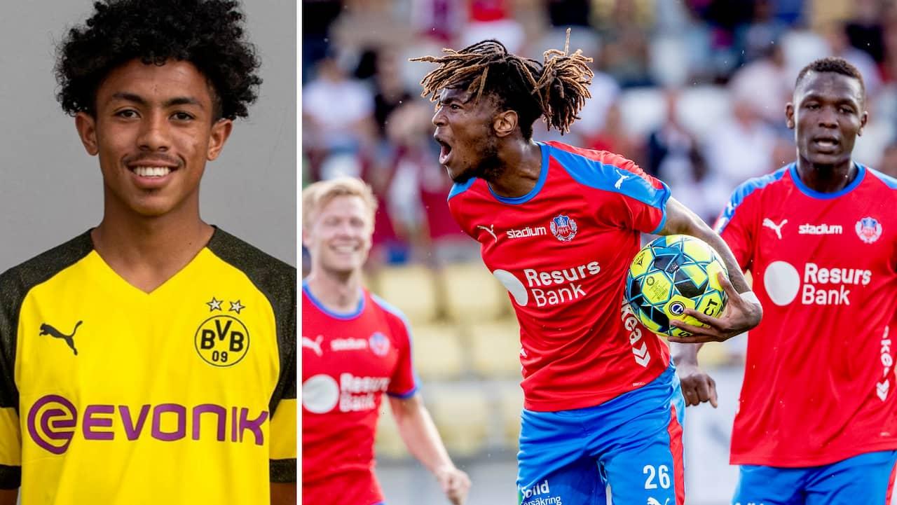 Uppgifter: HIF vill värva talang från Dortmund