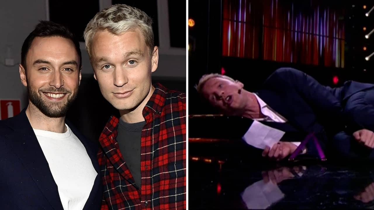 Björn Gustafssons känslor efter bejublade comebacken