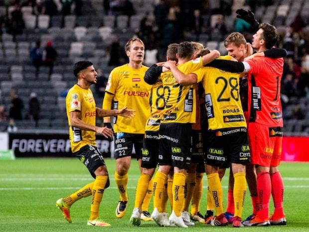Höjdpunkter: Hammarby-Elfsborg
