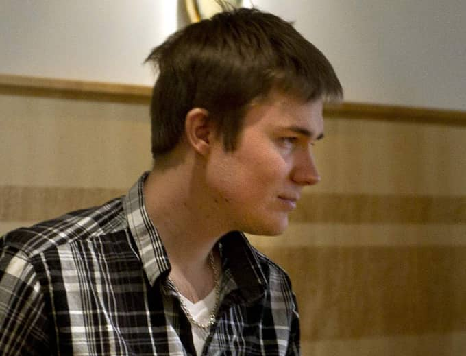 Martin Törnblad, 25, dömdes till 18 års fängelse. Foto: Anna Hållams