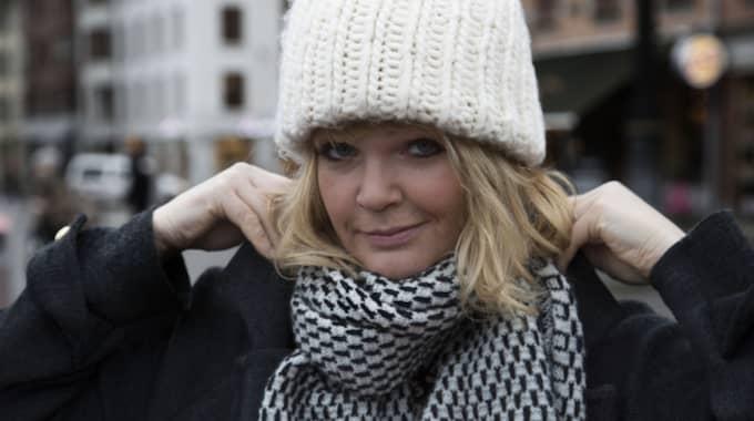 """Belinda Olsson, också hon välkänd programledare i SVT, har också uttalat sig tidigare om krisen: """"Mitt förtroende är väldigt lågt just nu för Ylva M Andersson."""" Foto: Per Wissing"""