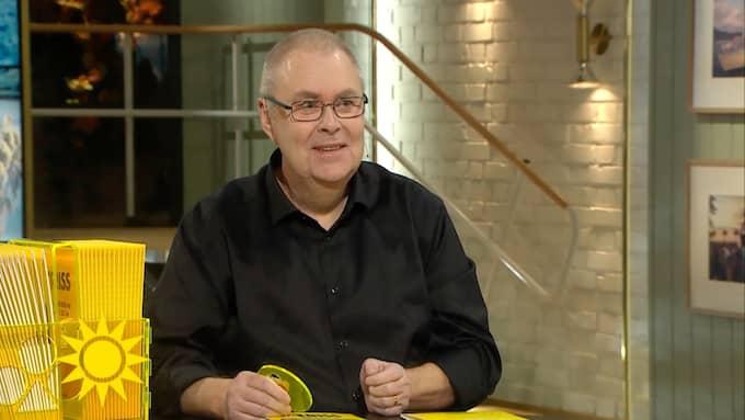 Jan Larsson vann totalt tre miljoner kronor. Foto: TV4