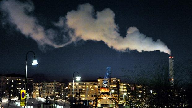 21 oktober: Så hög är koldioxidhalten i atmosfären
