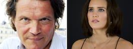 Per Morberg spelar  mot dottern i ny film