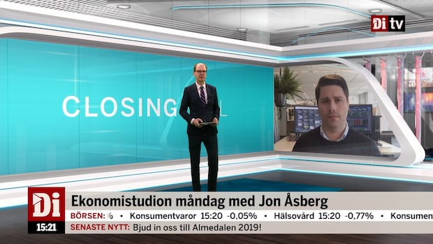 Closing Bell 15 april 2019 - se hela programmet