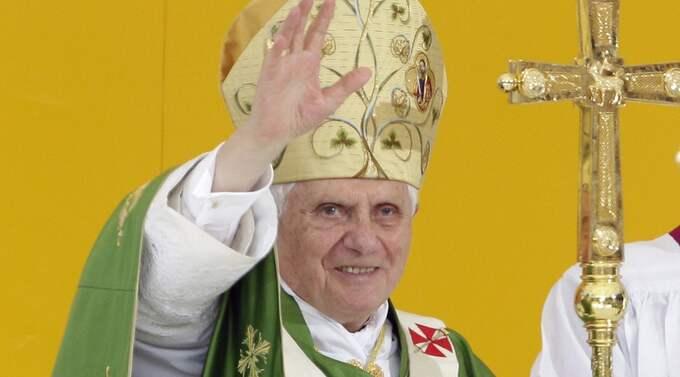 KLARAR SIG SJÄLV. Katolska kyrkan som leds av påven Benedictus XVI behöver inga bidrag från den svenska staten för att klara ekonomin. Foto: ALESSANDRA TARANTINO/AP