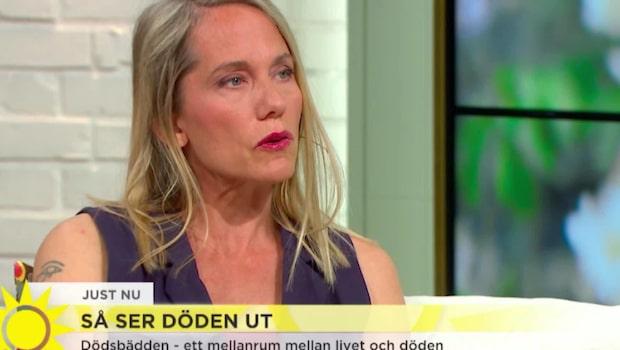 Dottern vill inte återförenas med Anna Wahlgren