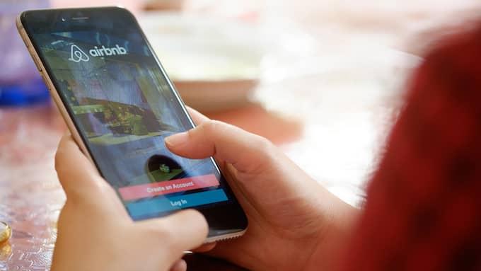 Mannen ska ha hyrt två olika lägenheter via Airbnb som användes till prostitutionsverksamhet. Foto: Shutterstock