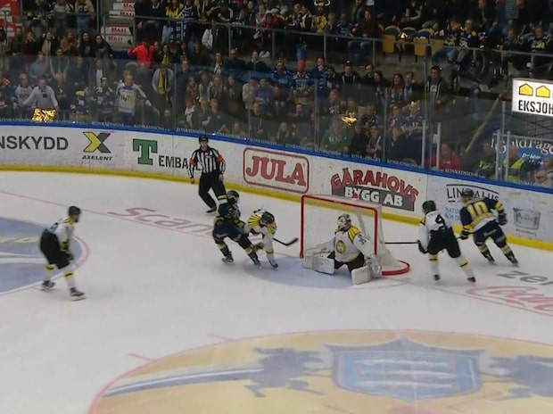 Highlights: SM-guld till HV 71 efter superdrama
