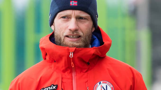 Martin Johnsrud Sundby. Foto: JON OLAV NESVOLD / BILDBYRÅN NORWAY