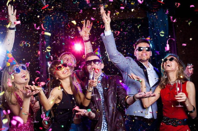 ny år fest Nyårsfest! Fixa en perfekt fest på nyårsafton | Leva & bo ny år fest