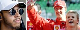 """Svaret – på frågan om Schumacher: """"Löjligt"""""""