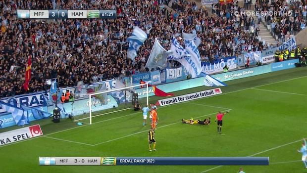 Highlights: Malmö-Hammarby