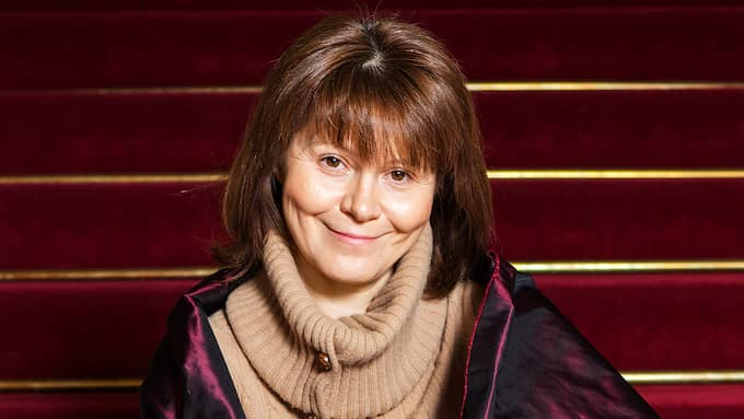 Victoria Borisova-Ollas. Foto: ELLINOR COLLIN