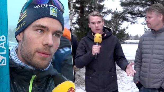 """Svenskens ilska: """"Han var otroligt sur"""""""