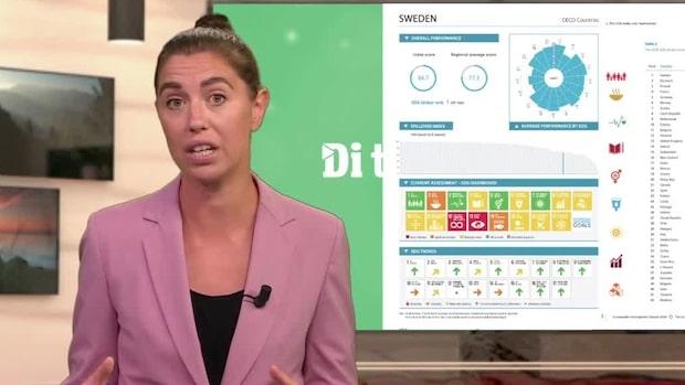 Sverige bäst på FN:s globala hållbarhetsmål