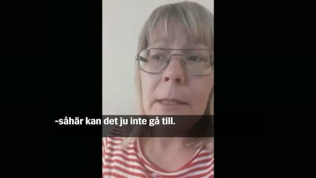 """Pernillas hårda kritik mot Partykungen – """"kränkande"""""""