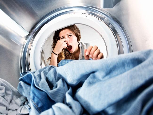 Vill du ha en välmående tvättmaskin som håller över tid bör den stå tom mellan tvättarna.