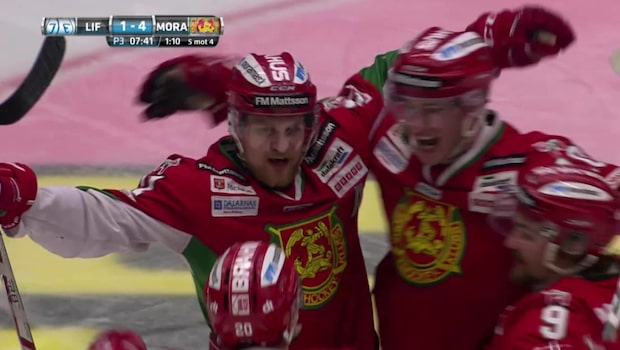 Highlights: Leksand-Mora 1-6