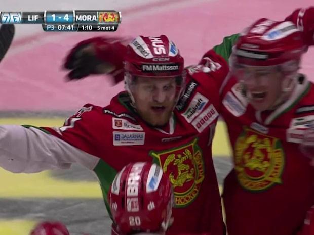 Highlights: Leksand-Mora 1-6