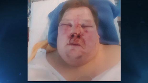 Jarmo misshandlades av gäng på Mall of Scandinavia