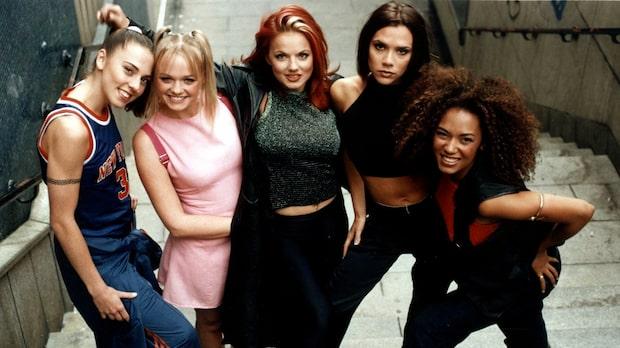 Vilka är Spice Girls?