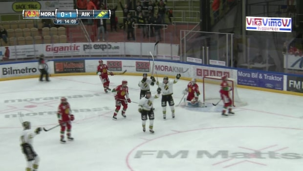 HIGHLIGHTS: Mora-AIK 0-4