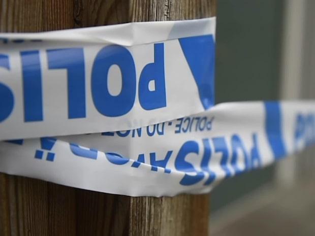 """Grannarna i chock efter barnets död: """"Skärrad"""""""