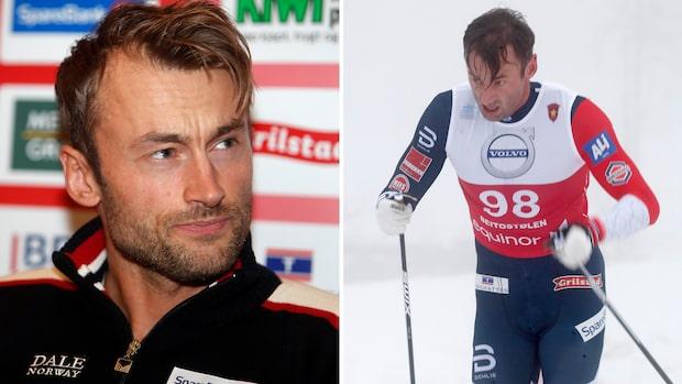 Uppgifter: Petter Northug lägger av