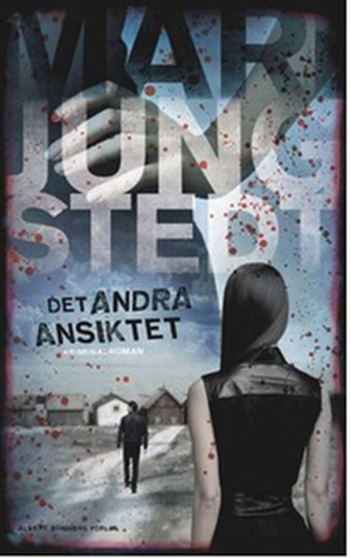 """Mari Jungstedt är aktuell med nya boken """"Det andra ansiktet""""."""