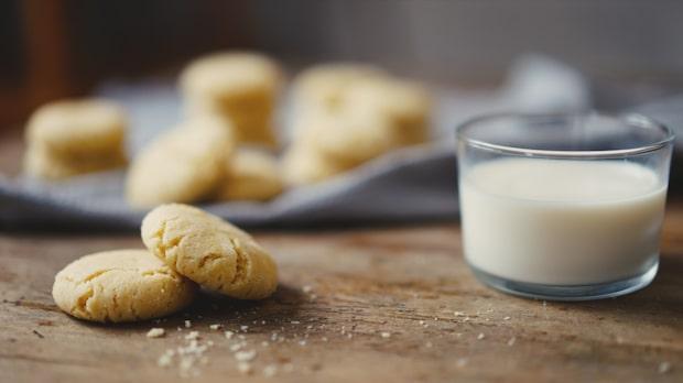 Drömmar – enkelt recept på klassiska kakor