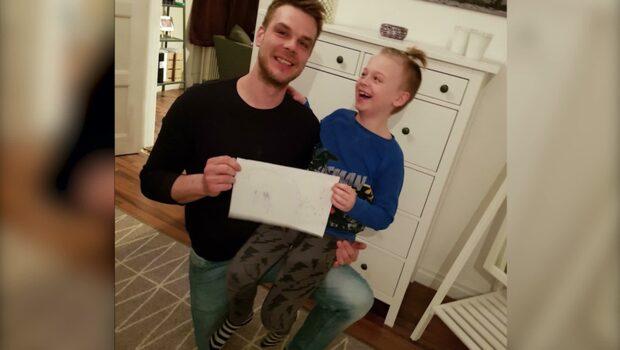 Olivers sluga plan mot pappa Linus