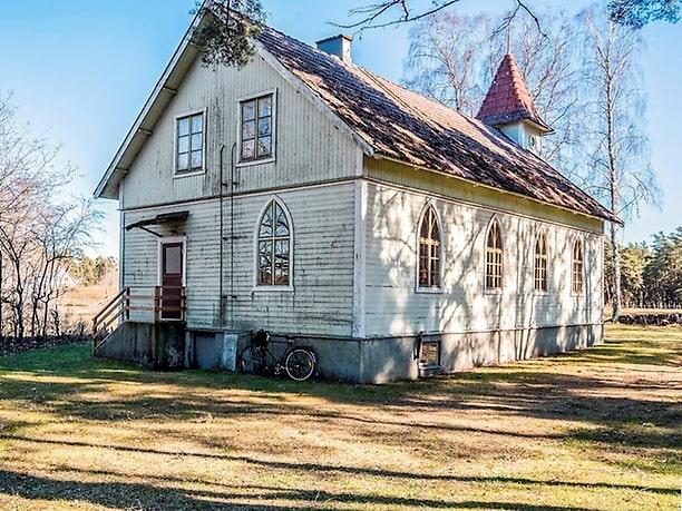 Har man möjlighet att köpa ett sommarhus på Gotland kan man få ett riktigt unikt sommarställe här.