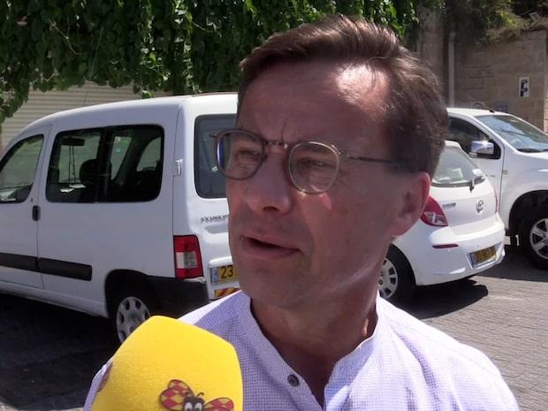 Ulf Kristersson (M): Micael är en god vän sedan 20 år