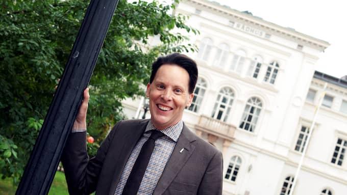Mats Green (M), riksdagsledamot från Jönköping. Foto: PRESSBILD