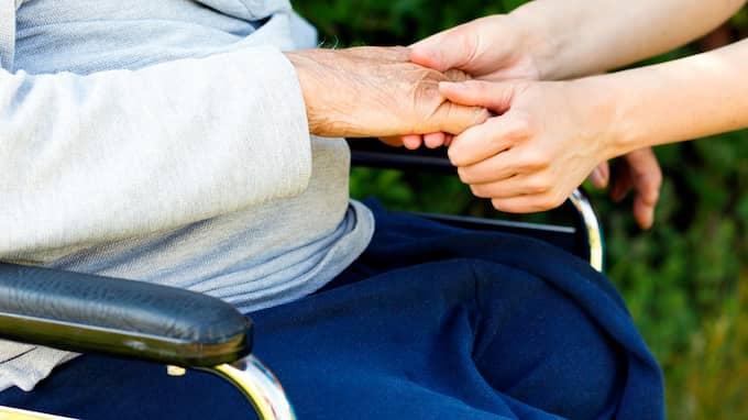 Ett nytt sätt att upptäcka Alzheimers sjukdom tidigt kan ge ett botemedel. Foto: Colourbox