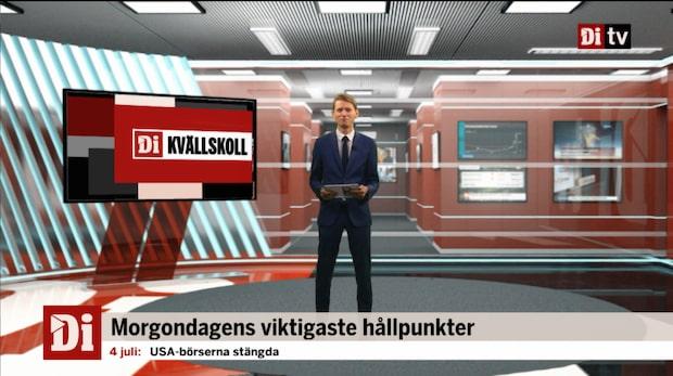 Kvällskoll - 3 juli 2018