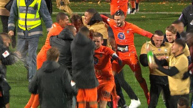 AFC United klart för allsvenskan